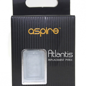 Aspire Atlantis Pyrex Glass
