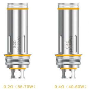 Aspire Cleito Coils, pack of five