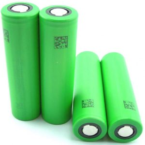 SONY 18650 VCT5 30A 2600mAh Flat Top Battery