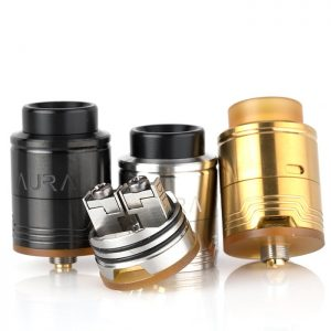 AURA RDA is a phenomenal collaboration between Digiflavor and DJLsb Vapesq