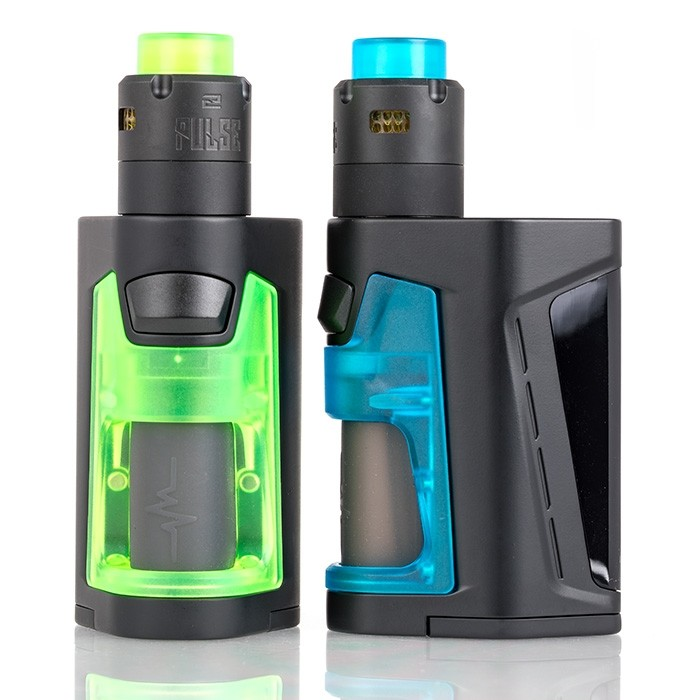 Vandy Vape PULSE DUAL 220W Starter Kit