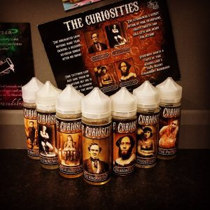 curiosities liquid St Helens evolution vaping store