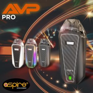 Aspire, AVP, Pro, Evolution, St Helens